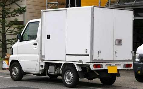 nissan clipper truck modif auto car nissan clipper