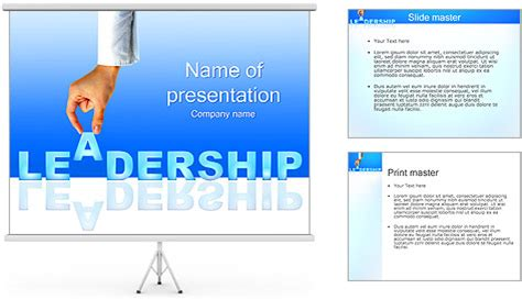 Leadership Powerpoint Template by Leadership Powerpoint Template Backgrounds Id 0000002113
