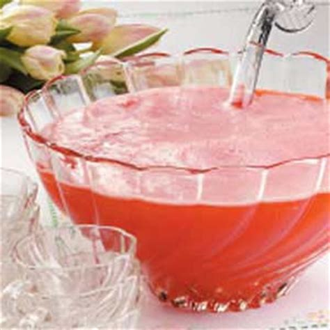 punch recipe soda punch recipe taste of home