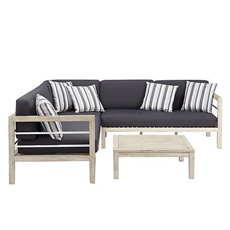 Buy John Lewis Atlantic 4 Seater Modular Sofa Set Fsc