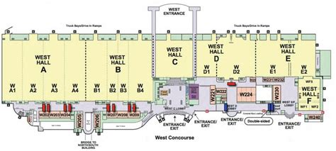 orange county convention center floor plans orange county convention center floor plans meze blog