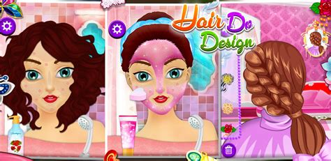 design hair game amazon com hair do design girls game appstore for android
