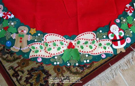 i love christmas cubit tree skirts forum how to make