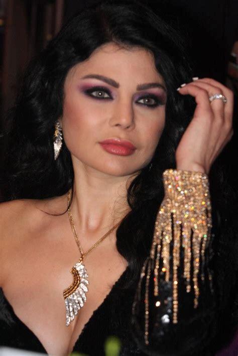 hayfa wehbi haifa wehbe botox surgery vip