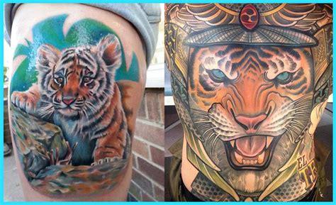 imagenes de tatuajes de tigres mejores tatuajes de tigres fotos de tatuajes de tigres
