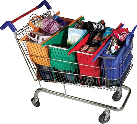 Supermarket Trolley Bags Shopping Bags Tas Belanja trolley bags make grocery shopping easy