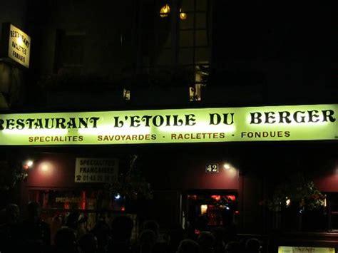 Berger L Reviews by L Etoile Du Berger Picture Of L Etoile Du Berger