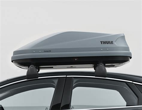 box tetto auto thule thule 174 box da tetto pacific 100 accessori ford