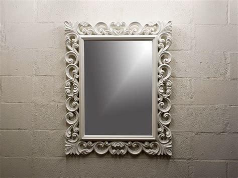 cornici per specchio cornici per specchio bagno idee per la casa