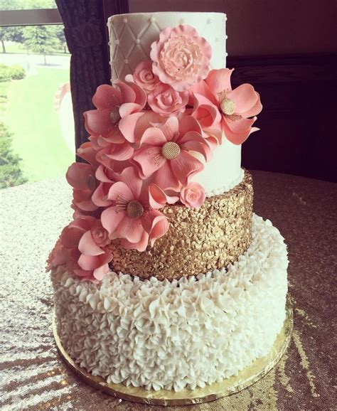 Cake Wedding Cake by Wedding Cakes And Custom Cake Orders With Pastries And A