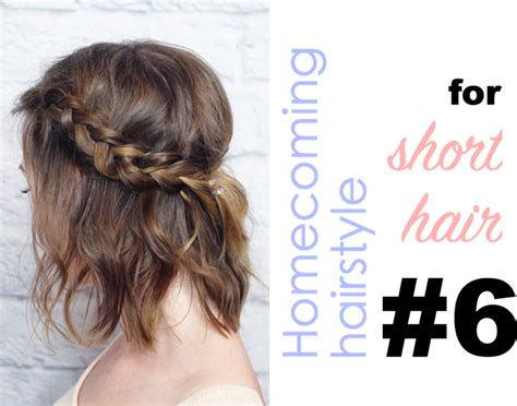 Hairstyles For Hair For Homecoming by 10 Gorgeous Homecoming Hairstyle For Hair Luulla S