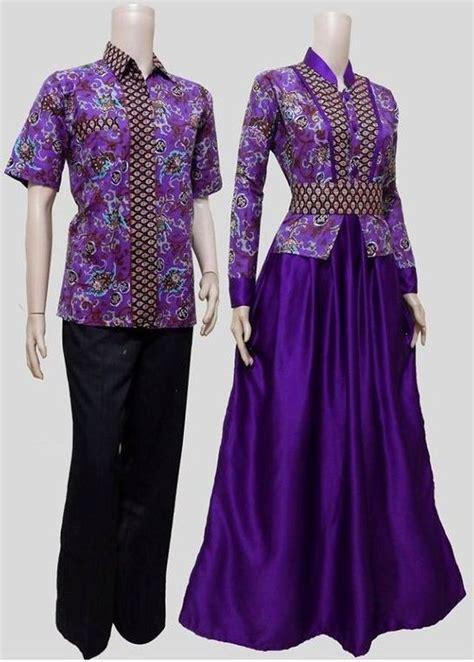 Baju Muslim Sarimbit 5 model baju batik atasan sarimbit terbaru 2018 model baju