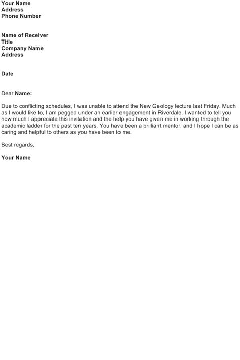 apology letter for cancellation of trip apology letter sle free business letter
