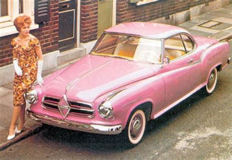 Auto Isabella by Borgward Isabella 1954 1961 Coupe And Cars