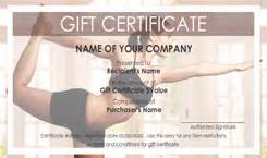 personal trainer gift certificate template personal gift certificate templates easy to use