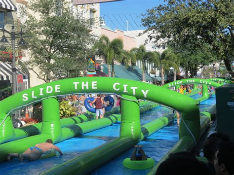 The City slide the city was a day for everyone in west palm