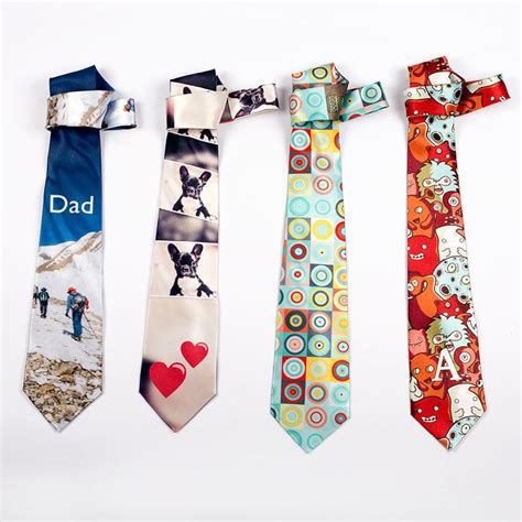 custom ties personalized tie designed by you custom tie us