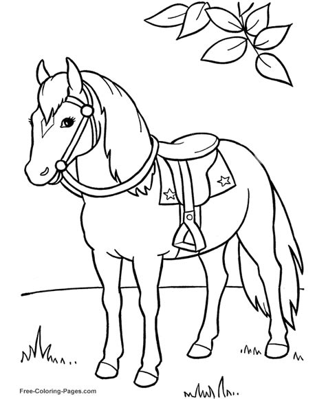 animal coloring pages pony animal coloring pages horse coloring page coloring