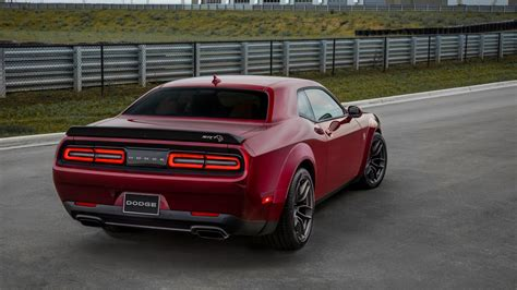 Dodge Car Wallpaper by 2018 Dodge Challenger Srt Hellcat Widebody 2 Wallpaper