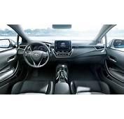 New York 2018 All Toyota Corolla Interior Revealed