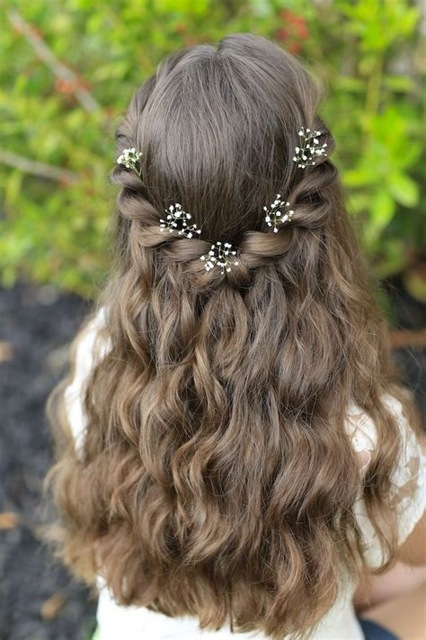 the 25 best ideas about wedding hairstyles on pinterest little girl wedding hairstyles fade haircut