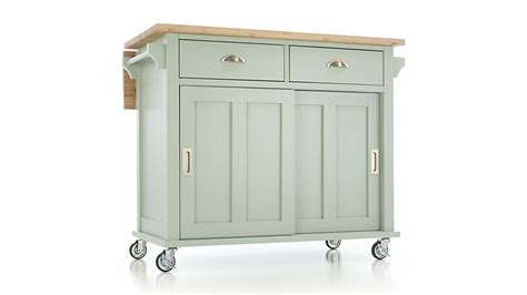 kitchen island with casters kitchen islands on casters shop crosley furniture 48 in l