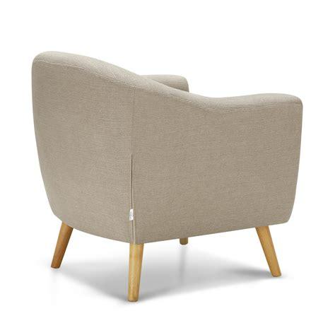 Beige Accent Chair Beige Ikayaa Living Room Teal Beige Fabric Accent Chair Armchair Lovdock