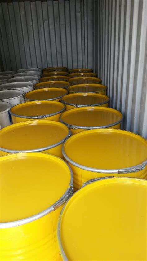 gallon drums yellow food grade victoria