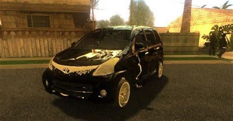 List Lu Mobil Avanza toyota avanza veloz 2012 gtaind mod gta indonesia
