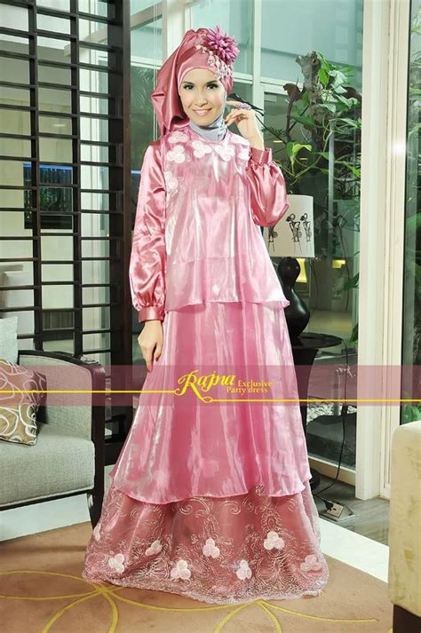 Gamis Pesta Modern Free Model Baju Pesta Auto Design Tech