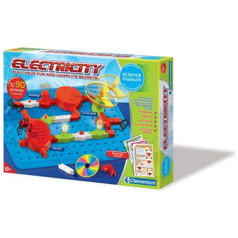 kits argos buy clementoni science museum electricity kit at argos co
