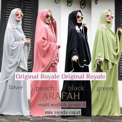 Gamis Syar I Azzahra Free Cadar ryl arafah syar i gamis wolfis maxy dress plus jilbab