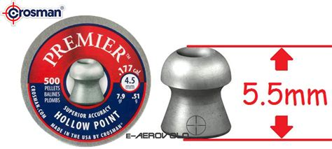 Premier Hollow Point 4 5 Mm e aerovolo gr