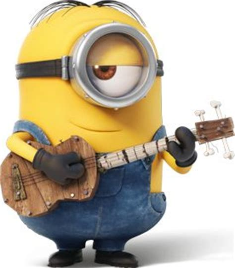 stuart minions imagenes stuart rockin his retro guitar minion retro rocknroll