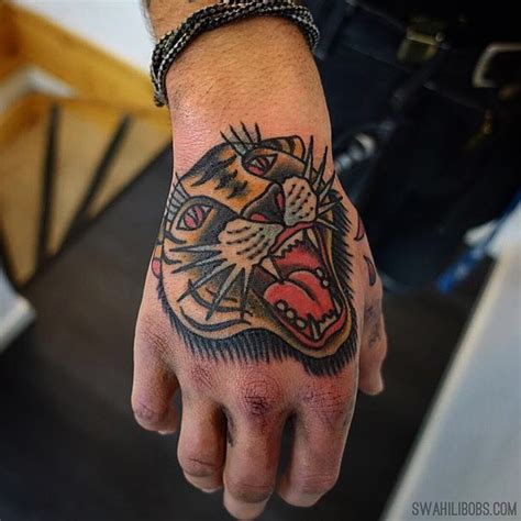 hand tattoo friendly jobs walk in jobstopper by steve swahili bob s tattoo stockholm