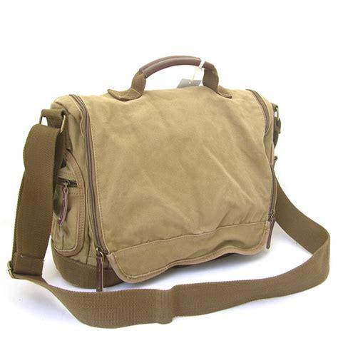 Tas Batam Handbags Sn Khaki 50 1212 selling vintage customized khaki 100 cotton canvas messenger bag satchel shoulder bag