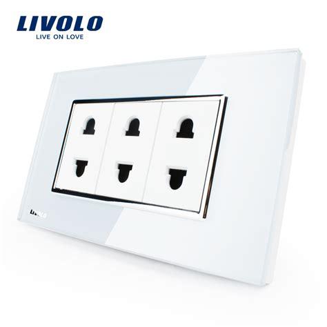 aliexpress warehouse aliexpress com buy livolo us standard 2 pins socket