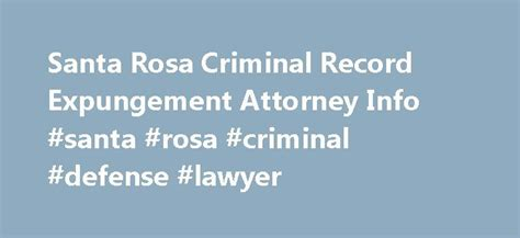 Do You Need An Attorney To Expunge Your Criminal Record Best 25 Arrest Records Ideas On