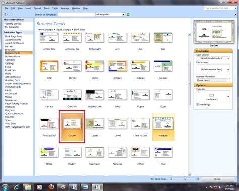 membuat kartu nama simple cara membuat kartu nama dari ms publisher nurhasanah