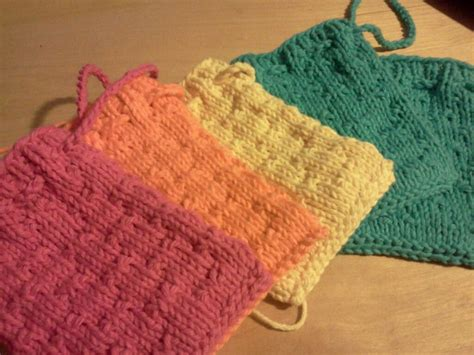 soap sack knitting pattern earth day 10 patterns to save the world