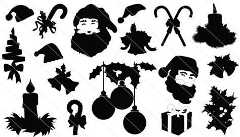 christmas jeep silhouette christmas silhouette vector download christmas vectors