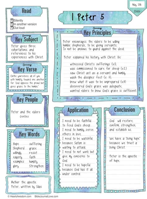 Bible Study Worksheets by Free Key Bible Worksheet Printable Of Wisdom