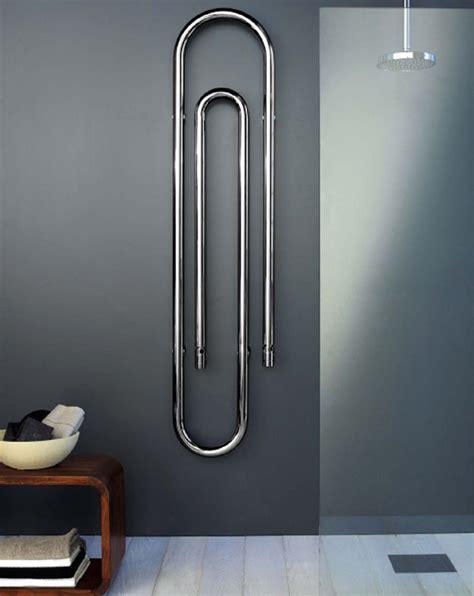 Designer Towel Radiators   Vertical Clip