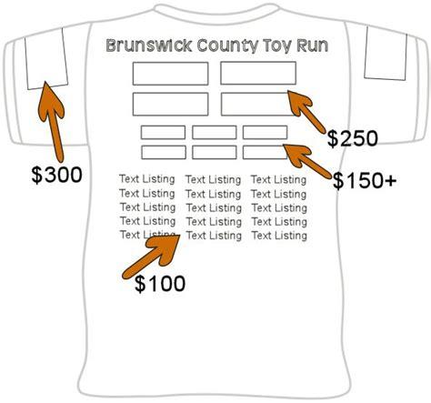 T Shirt Sponsorship Template In The News Vbs Pinterest Shirt Sponsor Template