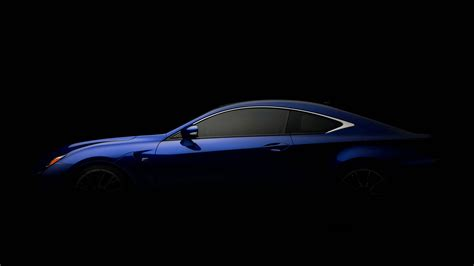 lexus rcf wallpaper 2015 lexus rc f wallpaper 1920 x 1080 blue color