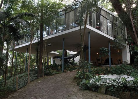 Residential Architecture Design by Lina Bo Bardi Together Canadian Architect