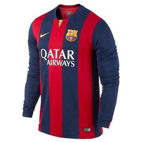 barcelona 2014 2015 jersey fc barcelona sleeve home jersey 2014 15