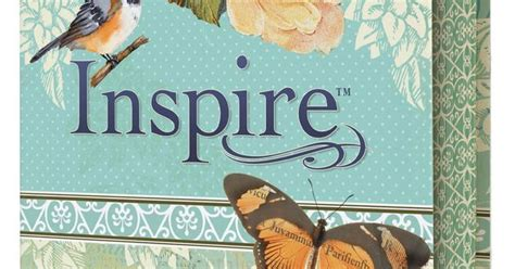inspire praise bible nlt books inspire bible nlt the bible for creative journaling