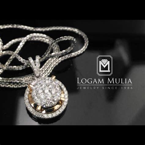 Batu Liontin Yin Dan Yang Bulat jual sold liontin berlian wanita arl p7035 ssts