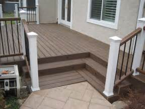 composite patio deck builders trex deck builders in utah